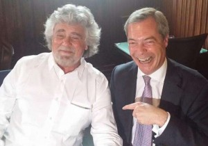 farage grillo